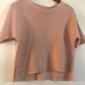 Great knit type top.